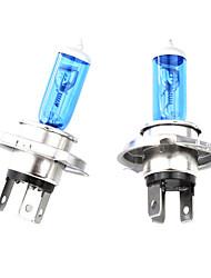 Недорогие -автомобиля 12v h4 галогенная лампа фары 60 / 55w, 1 пара