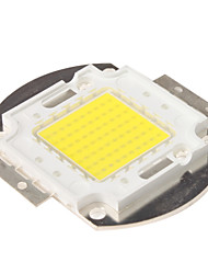 cheap -DIY 70W 6000-7000LM 6000-6500K Natural White Light Integrated LED Module (33-35V)