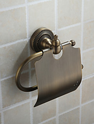 cheap -1pc High Quality Antique Brass Toilet Paper Holder
