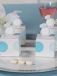 Lovely Ring Favor Box (Set of 12)
