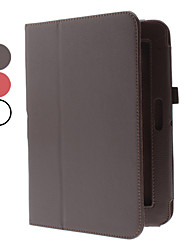 billige -Etui Til Amazon Fuldt etui Tablet Etuier Hårdt PU Læder for