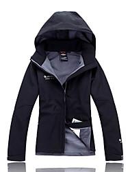 cheap -Men's Ski Jacket Outdoor Winter Waterproof Thermal / Warm Windproof Breathable Winter Jacket Top Skiing Camping / Hiking Climbing Skating