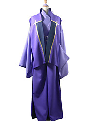 economico -Ispirato da Fate/stay night Assassin Anime Costumi Cosplay Abiti Cosplay Kimono Collage Canottiera Accessori per capelli Guanti Shoe