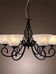 NEWTOWNARDS - Lampadario con 6 lampadine