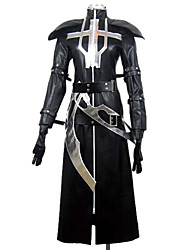 cheap -Inspired by Lamento-BEYOND THE VOID Ricus Video Game Cosplay Costumes Cosplay Suits Patchwork Black Long SleeveCloak / Shawl / Gloves /