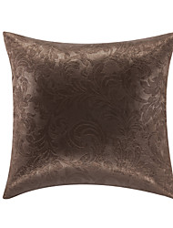 cheap -1 pcs Polyester Pillow With Insert, Floral Modern/Contemporary