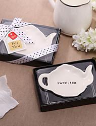 Festa de Chá Cerâmica Presentes para Festa de Chá