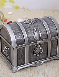 cheap -Lion Head Design Tutania Jewelry Box Classical Feminine Style