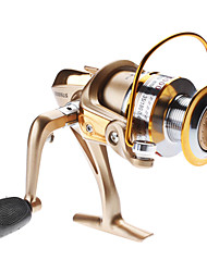 povoljno -Mulinete de Pescuit Spinning Reels 5.1:1 Omjer prijenosa+6 Kugličnim ležajevima zamjenjivi Ljevak Dešnjak Morski ribolov Slatkovodno