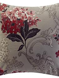billige -1 Stk. Polyester Pudebetræk, Blomstret Traditionel