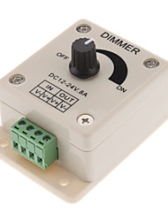 cheap -Dimmer Switch Plastic Dimmable DC 12V