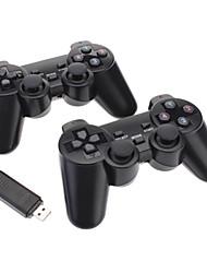 halpa -Johto Peli ohjain Käyttötarkoitus PC ,  Peli ohjain ABS 2 pcs yksikkö