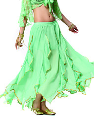 Belly Dance Wear Skirts Women's Training Chiffon Elegant Classical Dress