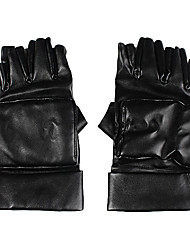 Gloves Inspired by Cosplay Cosplay Anime/ Video Games Cosplay Accessories Gloves Black Male / Female