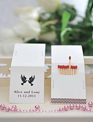 abordables -Papel duro Decoraciones de la boda Tema Jardín