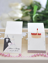 Hard Card Paper Wedding Decorations Classic Theme Wedding Reception