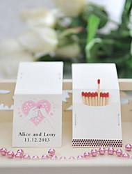 preiswerte -Hochzeitsfeier Hartkartonpapier Fasergemisch Hochzeits-Dekorationen Klassisch Ganzjährig