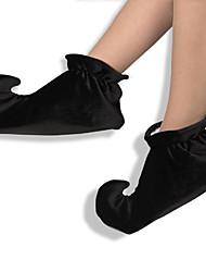 Burlesques Chaussures Unisexe Halloween Fête / Célébration Déguisement d'Halloween Couleur Pleine