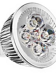 GU5.3 4W 360LM 2800-3200K Var, Hvid Lys LED Spot Pære (12V)