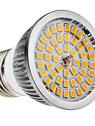 cheap -6W E26/E27 B22 LED Spotlight MR16 48 SMD 2835 500-600lm Warm White Cold White 3500K AC 100-240V