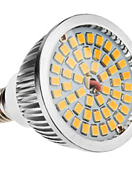 6W E14 LED Spotlight MR16 48 SMD 2835 500-600lm Warm White 3500K AC 100-240V