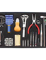 cheap -High Quality Professional 20-In-1 Tool Set Kit For Watch Repair