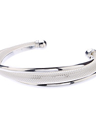 cheap -Z&X®  925 Sterling Silver Plated Bun Bracelet Christmas Gifts