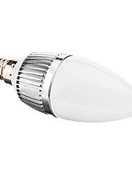 e14 luci di candela principale c35 6 smd 2835 280lm bianco caldo 2700k ac 220-240v
