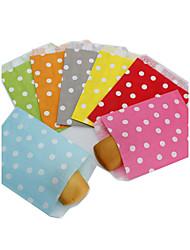 12 Pezzo/Set Porta-bomboniera Confezioni per biscotti Non personalizzato
