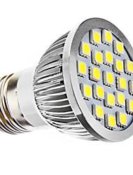 E26/E27 LED Spotlight PAR38 21 SMD 5050 240lm Natural White 6500K AC 110-130 AC 220-240V