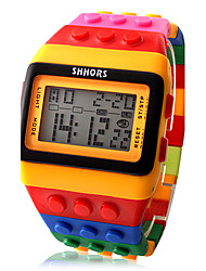 Square & Rectangular Watches