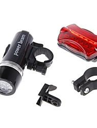 自転車用ライト&反射鏡