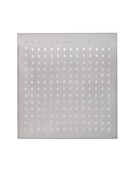 "cheap -12"" Modern Design Ultrathin Stainless Steel Square Shower Head"