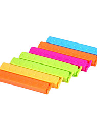 cheap -5Pcs Love Print Large Sealing Clip Sealing Clip