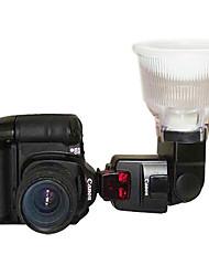 Lambency Flash Diffuser P4 for Canon 550EX 580EX II 2 Color Dome