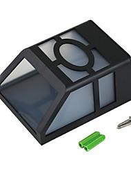 Недорогие -Холодный белый свет светодиодных ярком солнечном Светодиодный фонарь Солнечные светодиодный настенный светильник