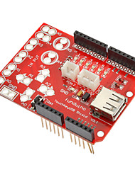 Makey berøringstast usb Shield analoge touch-tastatur