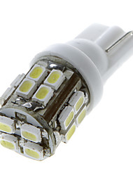 cheap -20 1206 SMD LED Car T10 168 194 W5W Side Wedge Light Lamp Bulb White