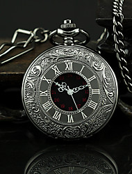 cheap -Men's Pocket Watch Casual Watch Alloy Band Vintage Black / SSUO 377