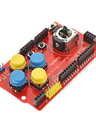 cheap -DIY Funduino Joystick Shield V1 Expansion Board
