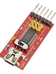 cheap -FTDI Basic Program Downloader USB to TTL FT232 for (For Arduino)