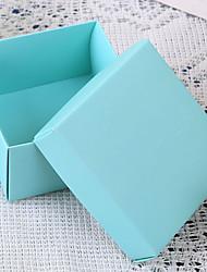 Blue Wedding Favors Boxes - Set of 12
