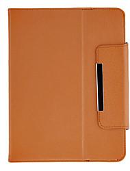Fashion Design Caso Protectiove con supporto per 8 Pollici Tablet (Brown)