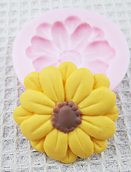 cheap -Mold Flower For Pie For Cookie For Cake Silicone Eco-friendly DIY High Quality