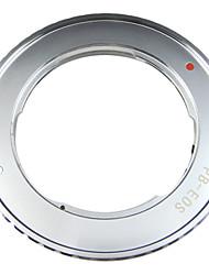 prakticar lente pb para Canon EOS EF montaje 5d mark iii adaptador 7d 40d 50d 60d 500d 600d 550d 1100d