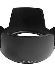 Flower ET-60II Lens Hood for Canon EF-S 55-250mm f/4-5.6 IS 450D ET-60 II