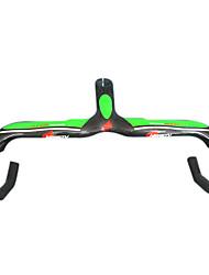 Недорогие -Велоспорт Руль Шоссейный велосипед Зеленый / Черный Углепластик
