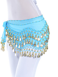 cheap -Dancewear Chiffon Belly Dance Belt For Ladies(More Colors)