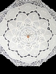 "Wedding / Masquerade Lace Umbrella 37.8""(Approx.96cm)"