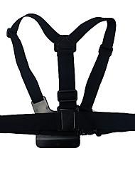 billige -Brystbælte Tilbehør Stropper Opsætning Høj kvalitet Til Action Kamera Gopro 5 Gopro 3 Gopro 2 Sport DV Ski Dykning Surfing Universel